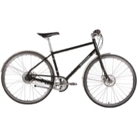 Simcoe Commuter 8i 700c Complete Bike - Black