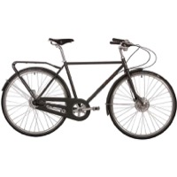 Simcoe Roadster Signature 7i 700c Complete Bike - Charcoal