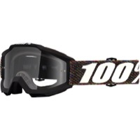 100% Accuri Junior Youth Goggles - Krick/Clear Lens