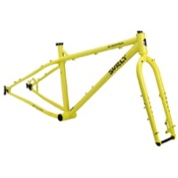 Surly Ice Cream Truck Frameset - Banana Candy Yellow