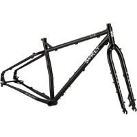 Surly ECR 29+ Frameset - Blacktacular