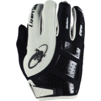Lizard Skins Monitor SL Gloves - Gray/Black