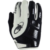 Lizard Skins Monitor SL Gel Gloves - Gray/Black