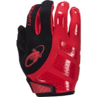 Lizard Skins Monitor SL Gel Gloves - Red/Black