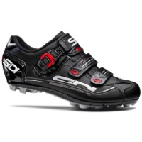 Sidi Dominator 7 MTB Shoes 2018 - Black/Black