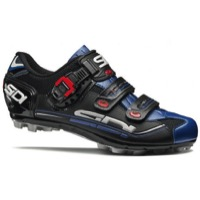 Sidi Dominator 7 MTB Shoes 2018 - Black/Blue