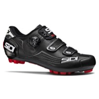 Sidi Trace MTB Shoes 2019 - Black/Black