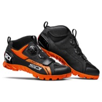 Sidi Defender MTB Shoes 2019 - Black/Orange