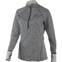 Louis Garneau 4002 Women's Base Layer Top - Heather Gray