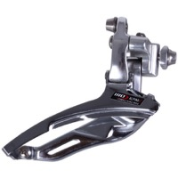 Interloc Alpina-F Triple Front Derailleur - 9/10 Speed