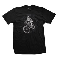 DHDwear MTB Trooper T-Shirt - Black