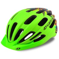 Giro Hale Youth Helmets 2018 - Matte Lime