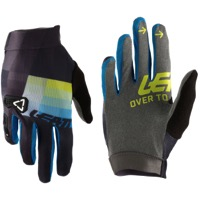 Leatt 2.0 X-Flow Gloves - Black/Teal