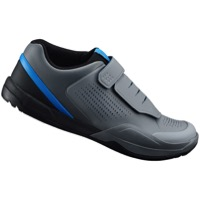 Shimano SH-AM9 All Mountain SPD Shoes 2018 - Gray/Blue