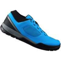 Shimano SH-GR7 Flat Pedal Shoes 2018 - Blue