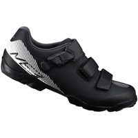 Shimano SH-ME3LE Wide Shoes 2018 - Black/White