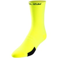 Pearl Izumi Elite Tall Socks 2019 - PI Core Screaming Yellow