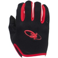 Lizard Skins Monitor Gloves - Black/Red