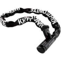 "Kryptonite Keeper Integrated Combo Chain Lock - 35.4"", or 47.2"""
