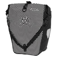"Ortlieb Back-Roller Design ""Cycledelic"" Pannier"