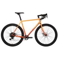 All-City Gorilla Monsoon Complete Bike - Sunrise Fade