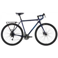 Salsa Marrakesh Drop Bar Complete Bike - Dark Blue