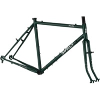 Surly Pack Rat Frameset - Get In Green