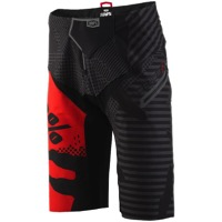 100% R-Core X DH Shorts - Black Camo