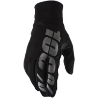 100% Hydromatic Waterproof Gloves - Black