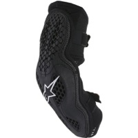 Alpinestars Sequence Elbow Guards - Black/Red