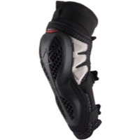 Alpinestars Sequence Knee/Shin Guards - Black/Red