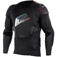 Leatt 3DF AirFit Body Protector 2018 - Black