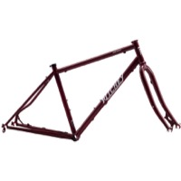 Ritchey Ascent Disc Frameset - Oxblood