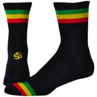 "Save Our Soles 5"" Three Little Birds Socks - Black"