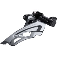 Shimano FD-M6000-M Deore Triple Front Derailleur - 3 x 10 Speed Side Swing