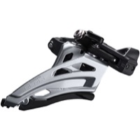 Shimano FD-M6020-M Deore Double Front Derailleur - 2 x 10 Speed Side Swing