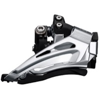 Shimano FD-M6025-L Deore Double Front Derailleur - 2 x 10 Speed