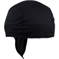 Headsweats Super Duty Shorty Headband - Black