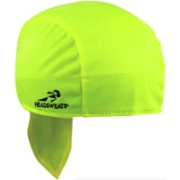 Headsweats Super Duty Shorty Headband - Hi-Vis Yellow