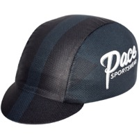 Pace Blue Streak Coolmax Cycling Cap - Black/Blue
