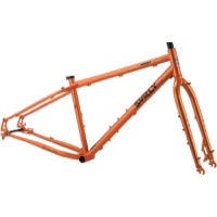 Surly Pugsley Frameset - Candied Yam Orange