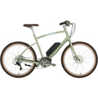 Civia Parkway Step-Over Complete ebike - Clay Gray
