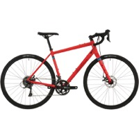 Salsa Journeyman Claris 700c Complete Bike 2018 - Orange - Drop Bar