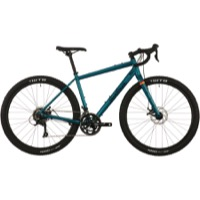 Salsa Journeyman Sora 650b Complete Bike 2018 - Blue - Drop Bar