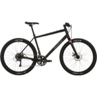 Salsa Journeyman Claris 650b Complete Bike 2018 - Black - Flat Bar