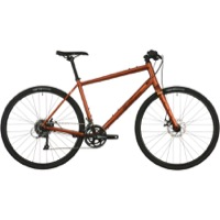 Salsa Journeyman Claris 700c Complete Bike 2018 - Copper - Flat Bar