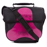 Brompton Mini O Bag - Berry Crush