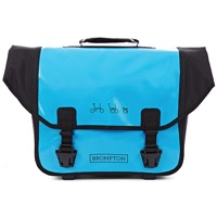 Brompton O Bag - Lagoon Blue