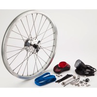 Brompton SON Hub Dynamo Upgrade Kit