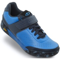 Giro Chamber II Mountain Shoes 2020 - Blue Jewel/Midnight